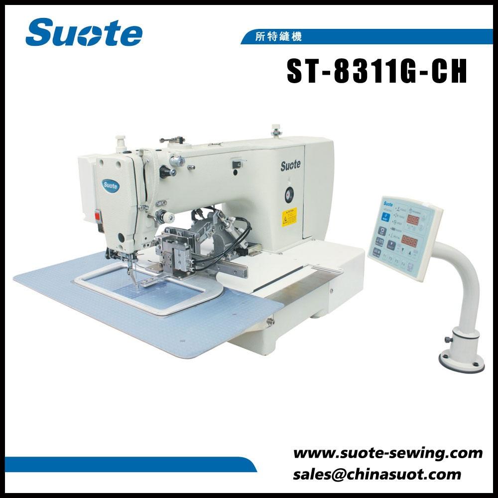 Rafræn Merki Mynstur Sewing Machine